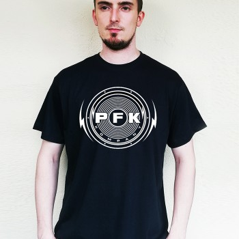 T-Shirt PFK Record black